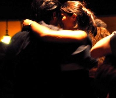 Tangoul argentinian