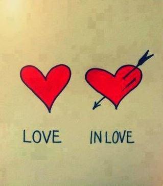 Sunt îndrăgostită!